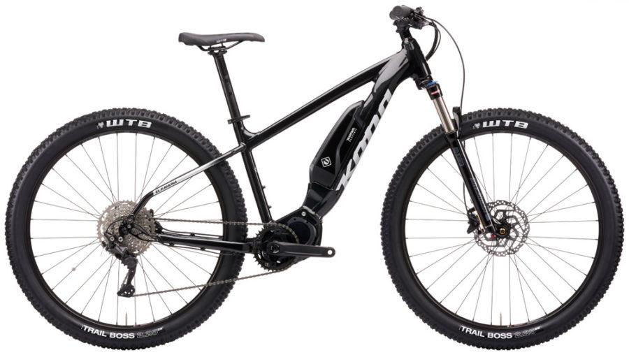 Kona El Kahuna 2021 sähkömaastopyörä